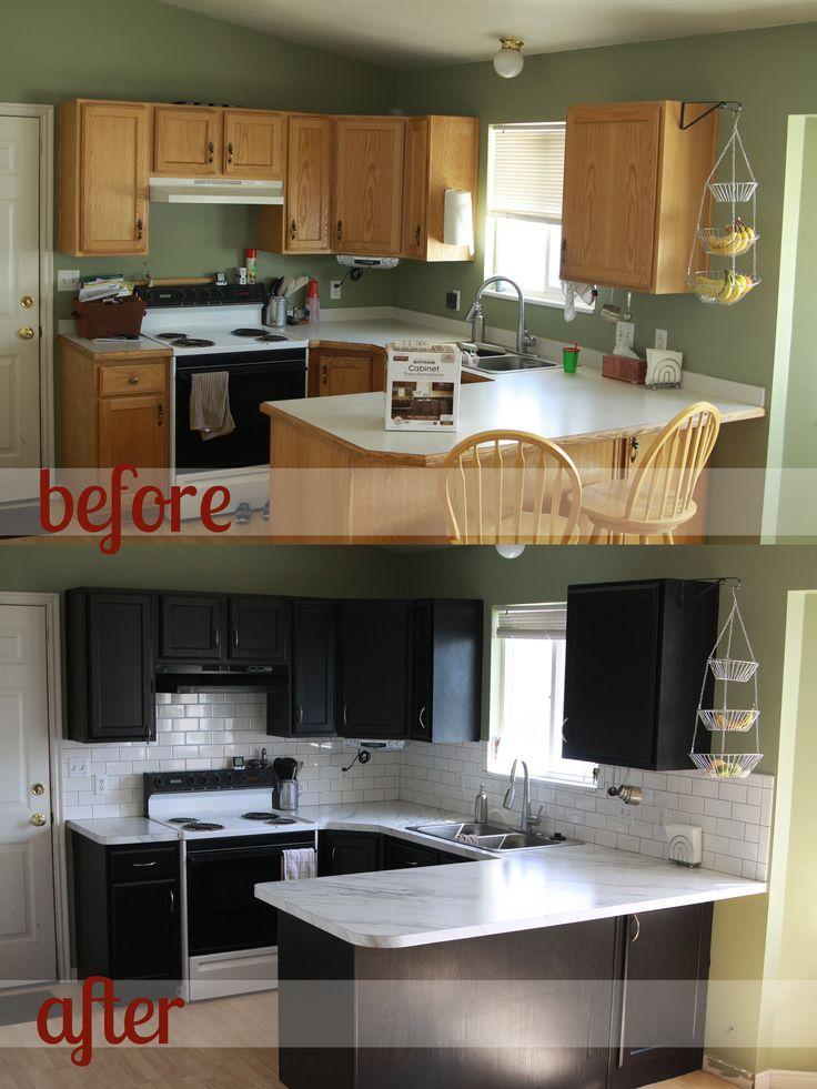 Remodelacion de cocinas  antes y despues 37  Como