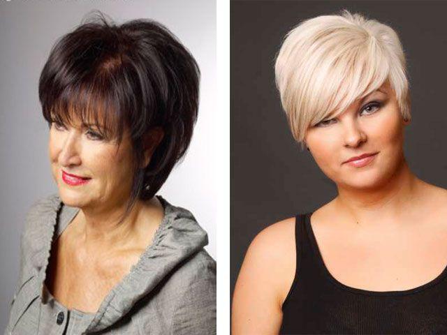 Ideas de cortes de cabello para mujeres maduras 22