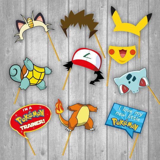 Ideas para fiesta infantil de pokemon 6  Como Organizar