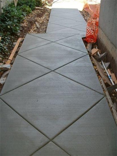 Pisos de cemento para exterior 7  Como Organizar la
