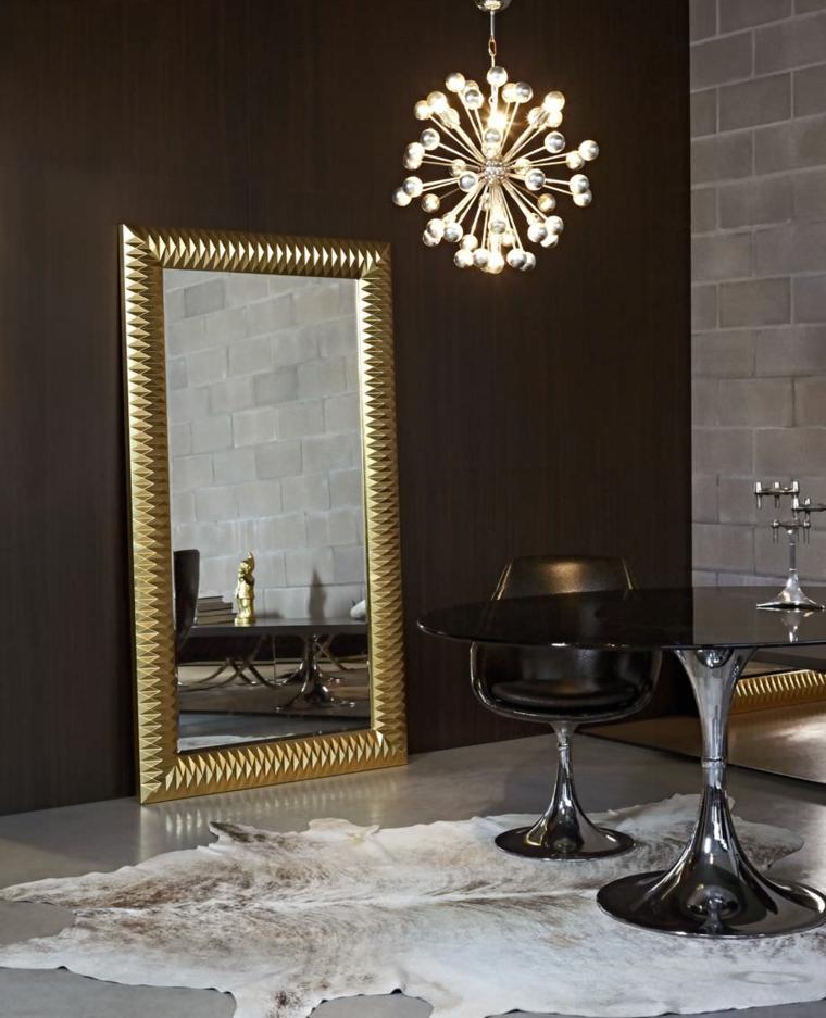 Espejos Decorativos para Sala y Comedor ideas para