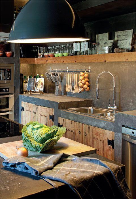 Planos y Diseo para una Casa pequea de Campo  Como