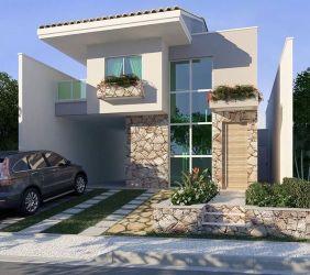 fachadas de casas simples Como Organizar la Casa