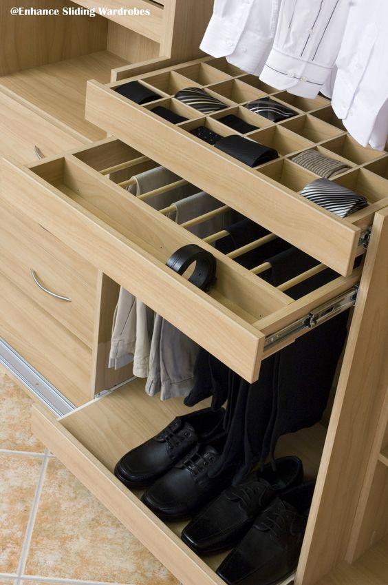 10 Trucos para Ordenar el Dormitorio  Decoracion de