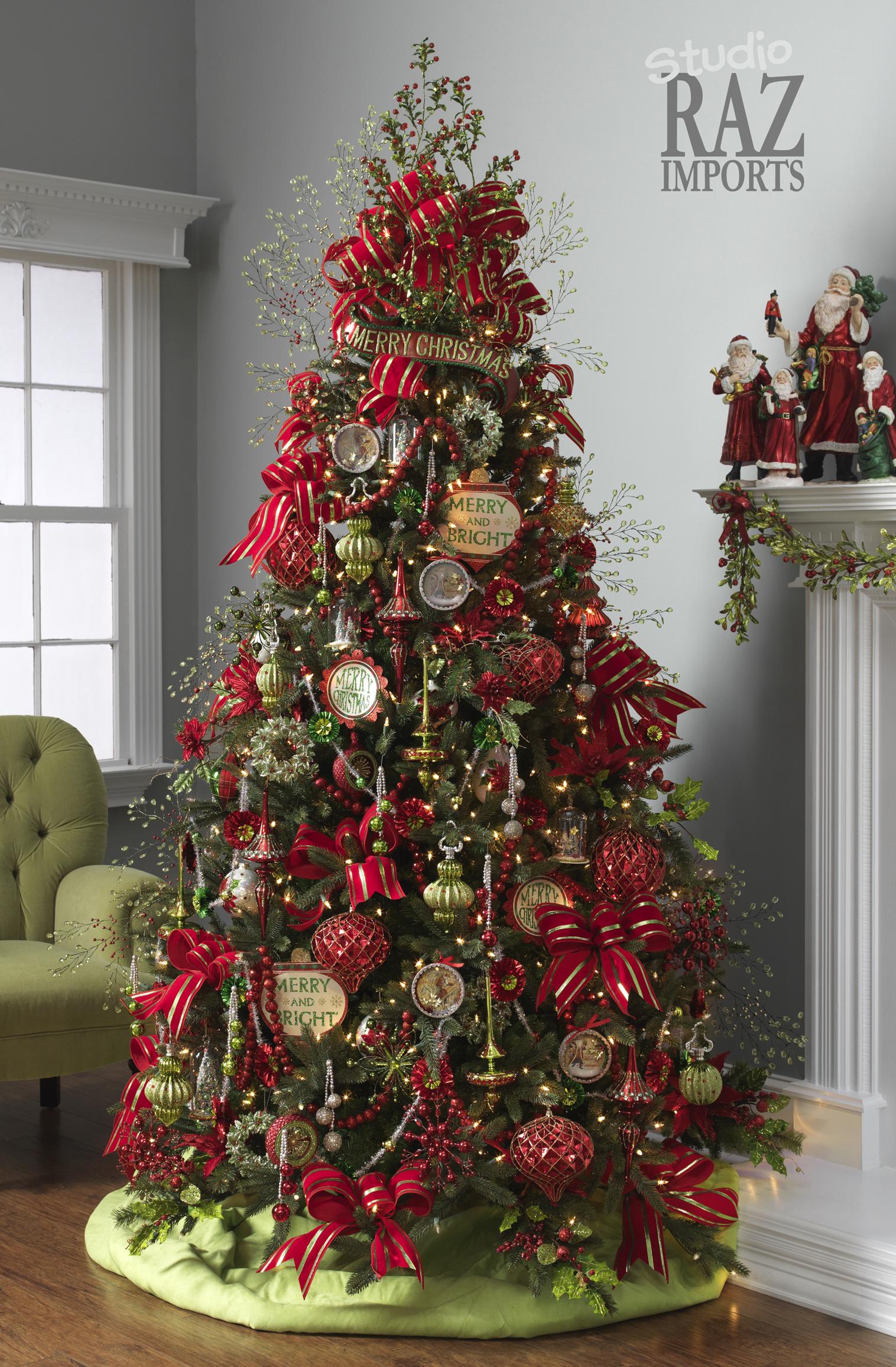 Fotos de Arbol de Navidad  Como Organizar la Casa