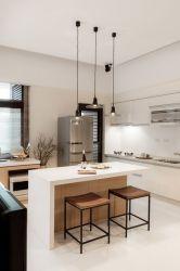 cocina barra barras como desayunadora decorar desayunadoras kitchen modernas cocinas moderna decoracion tu casa isla modern interior classic folkdesign solteros