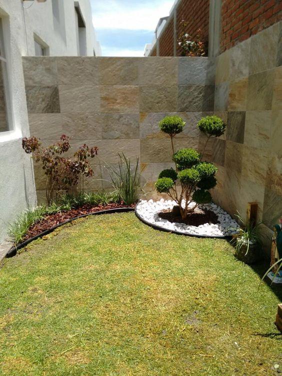 Diseo de jardines para casas  Conoce las tendencias 2018