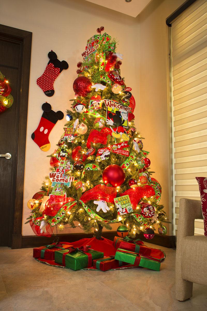 coleccion disney para navidad 2019 6  Como Organizar la