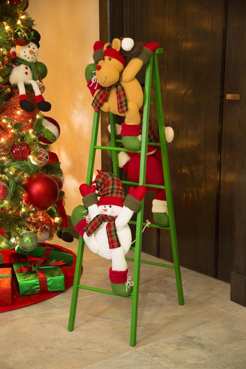 decoracion de interiores en navidad 2018 1  Curso de