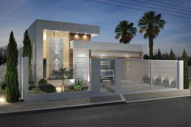 Fachadas modernas de casas pequeñas Como Organizar la Casa Fachadas Decoracion de interiores Ideas para Fiestas Moda Mujeres de 40 años o mas