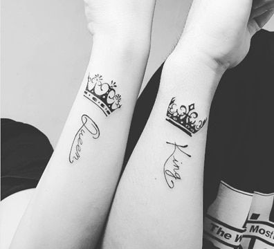 Tatuajes En Pareja Conoce Los Mejores Diseños Del 2019 Imágenes Y Más