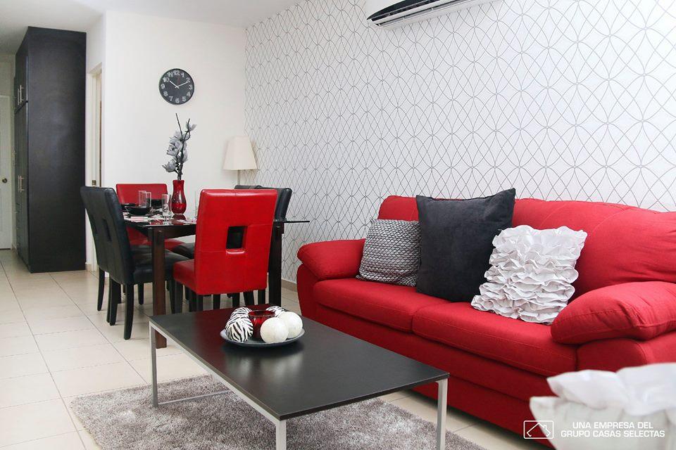 ideas para decorar salas modernas. Black Bedroom Furniture Sets. Home Design Ideas