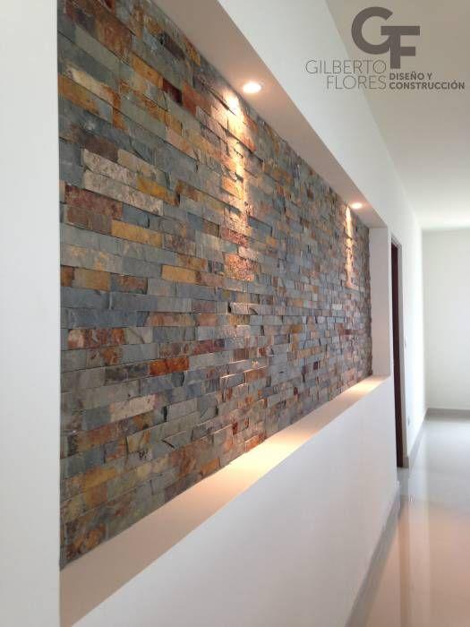 Acabados para paredes exteriores e interiores  Tendencias 2018