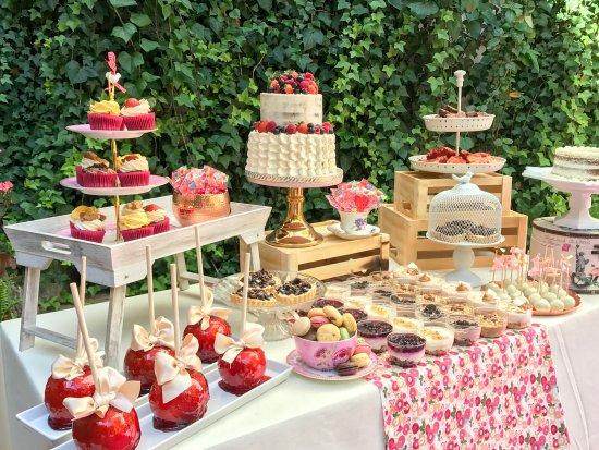 Cuantos dulces necesito para la mesa de dulces  Candy Bar