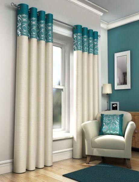 Cortinas modernas  Diseos de cortinas para la casa 2019