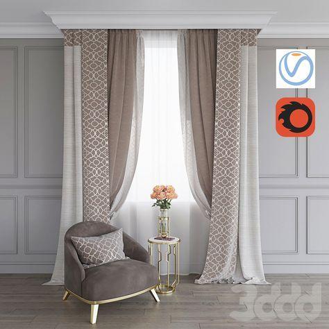 Cortinas modernas para ventanales2