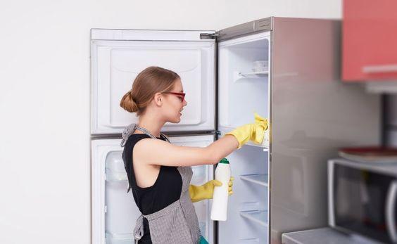 Como limpiar el refrigerador  Consejos sencillos y eficaces