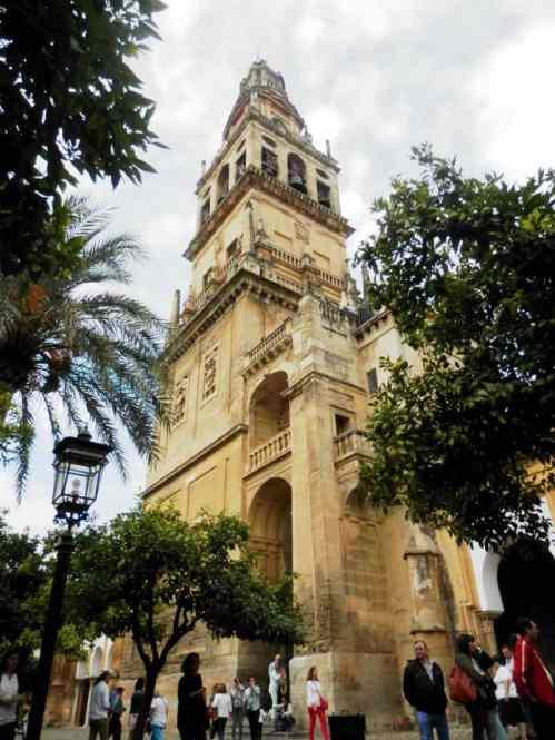 torre mezquita catedral cordoba