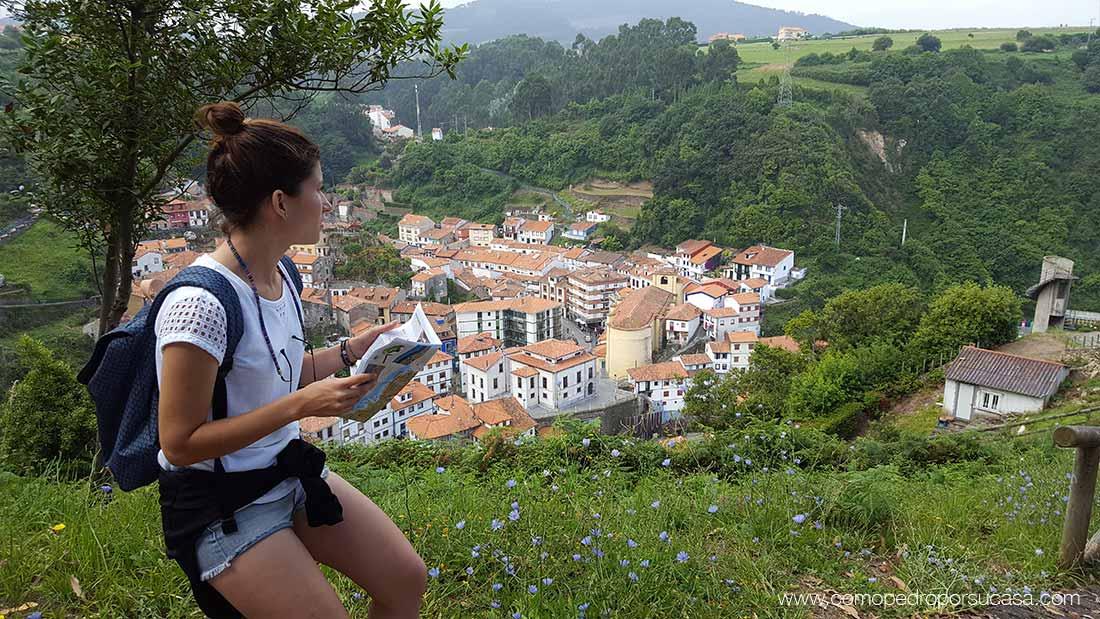 haciendo turismo en cudillero asturias