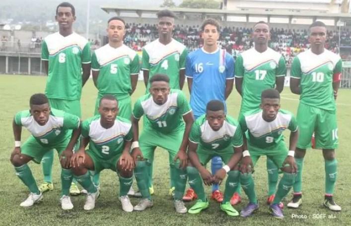 CAN U17, CAN U17 – 2017 : les Comores s'imposent à domicile face au Mozambique