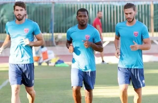 Ben Mohamed, Pré-saison : Ben Mohamed et Wesley Saïd en pleine forme