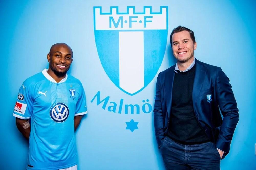 Fouad Bachirou, Fouad Bachirou s'est engagé avec Malmö FF pour 3 ans