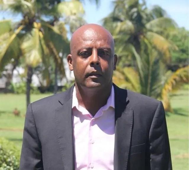 Saïd Athouman, Saïd Ali Saïd Athouman élu nouveau président de la FFC