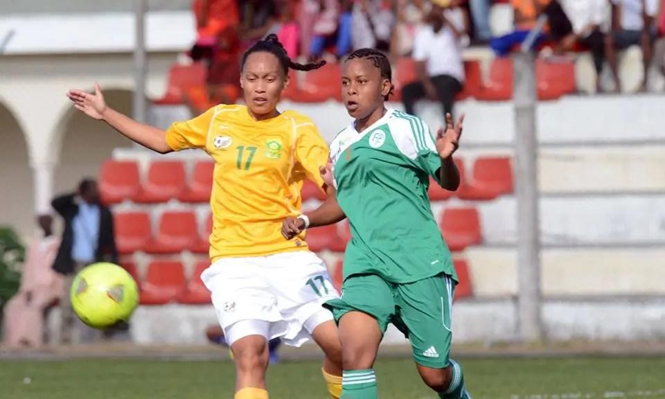 Cosafa Women's, Cosafa Women's Cup 2019 : la liste des 20 Cœlacanthes retenues