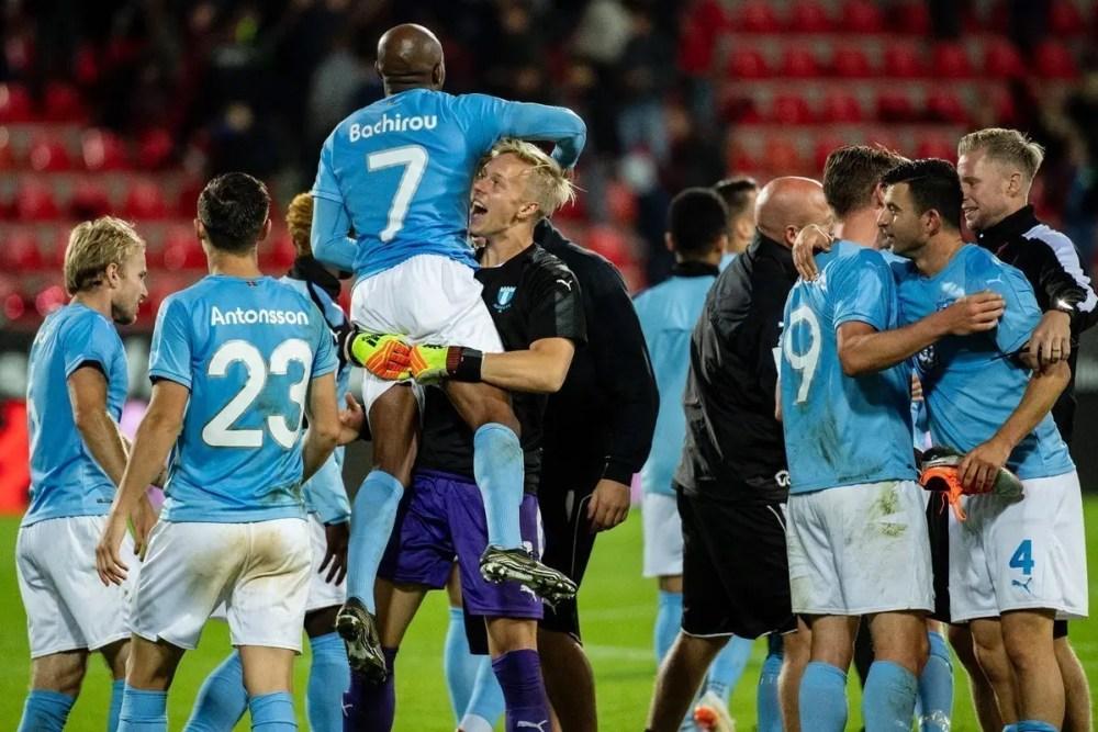 Malmö, League Europa : Malmö de Bachirou en phase de groupes