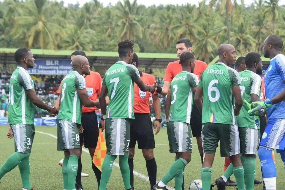 Maroc, CAN 2019 : un trio mauritanien pour le match Maroc – Comores