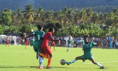 Comores, Coupe des Comores féminine : affiches de la Phase Nationale 2021