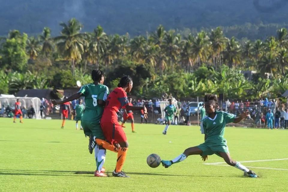 Ouvanga Espoir, D1 Féminine 2018 : Ouvanga Espoir sacrée championne des Comores