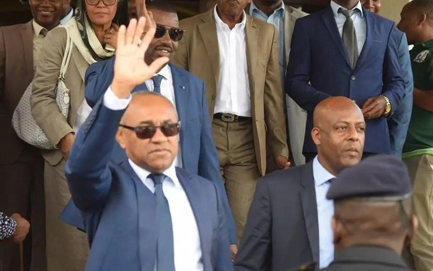 Saïd Athouman, Saïd Athouman dénonce le non respect du règlement de la CAF
