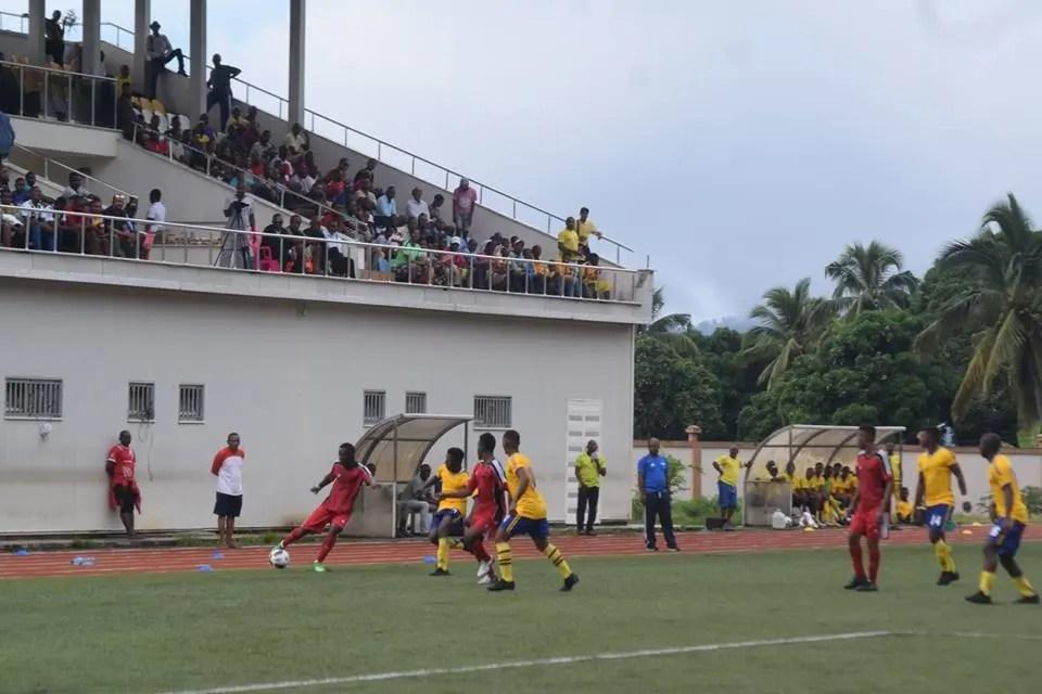 Élan Club, D1 : Gombessa Sport et Élan Club remportent leurs derbys respectifs