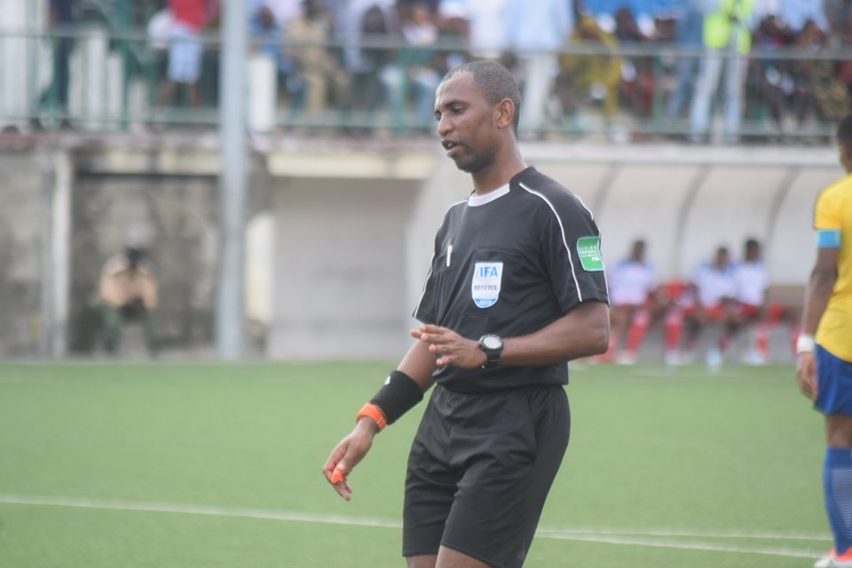 CAN U23, CAN U23 2019 : Ali Mohamed Adelaid parmi les officiels
