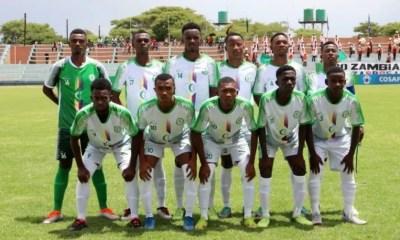 Cosafa, Les tirages au sort des Cosafa Men's U20 & U17 2020
