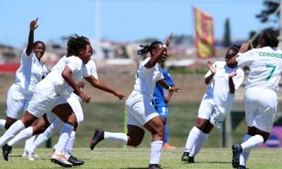Comores, Classement FIFA féminin : les Comores terminent à la 139è place
