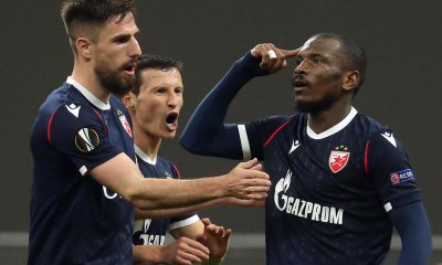 El Fardou Ben, Europa League : El Fardou Ben Mohamed buteur face à l'AC Milan