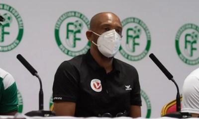 Amir Abdou, CAN 2022 – Amir Abdou : « on joue pour gagner et sans pression »