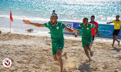 Cœlacanthes, Cœlacanthes Beach Soccer : une première pleine de promesses