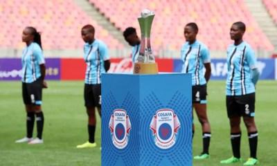 Cosafa, Les 8 équipes de la première Cosafa Women's Champions League