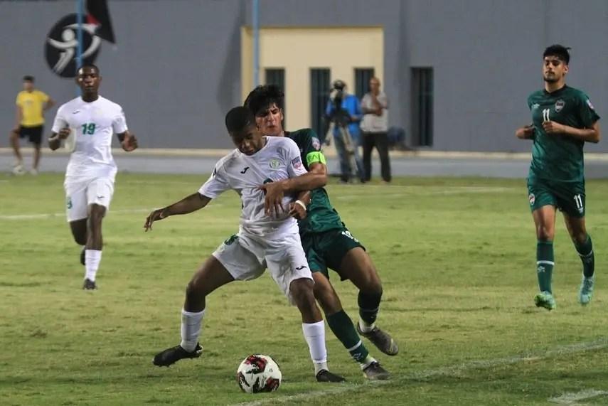 Comores, Arab Cup U20 2021 : bonne entrée des Comores dans la compétition