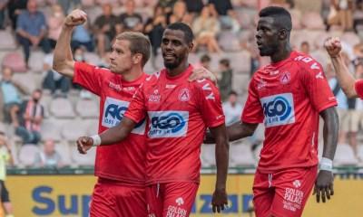 Selemani, Jupiler Pro League : Faïz Selemani signe son premier but