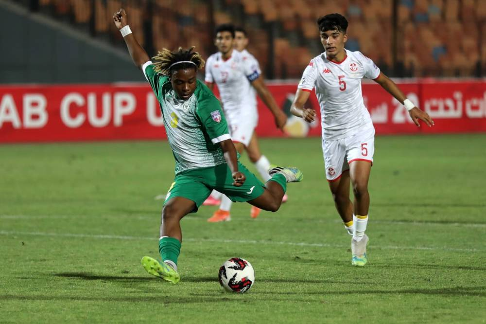 Comores, Arab Cup U20 2021 : les Comores terminent la tête haute, Comoros Football 269 | Portail du football comorien