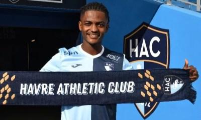 Ismaël Boura, Lens : Ismaël Boura prêté au Havre AC, Comoros Football 269   Portail du football comorien