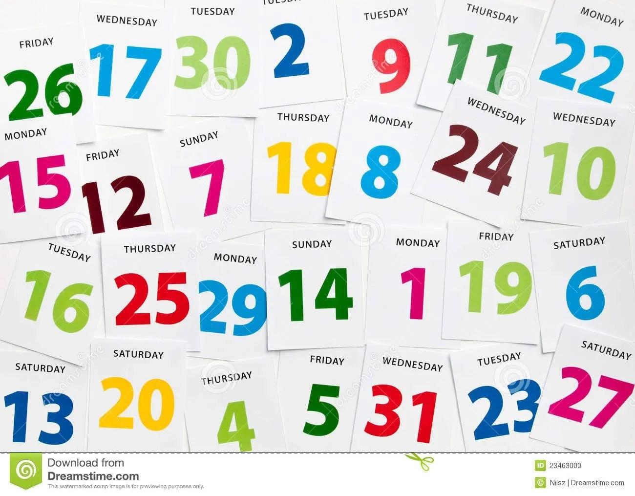 Como se escribe la fecha en ingles