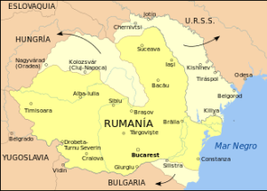 capital rumania