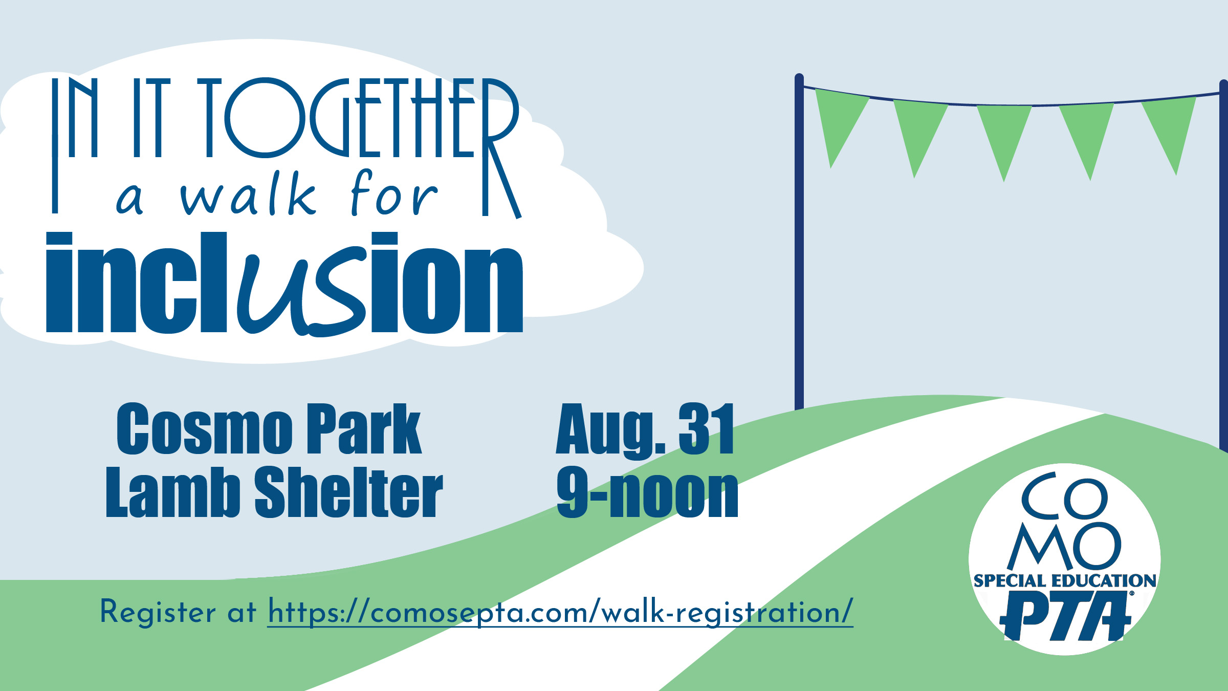 In It Together: A Walk for Inclusion – CoMO SEPTA