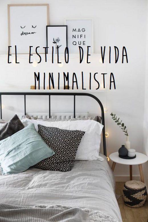 ESTILO DE VIDA MINIMALISTA  COMO SER MINIMALISTA