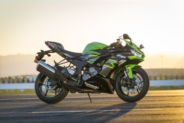 2019 kawasaki ninja zx 6r first ride